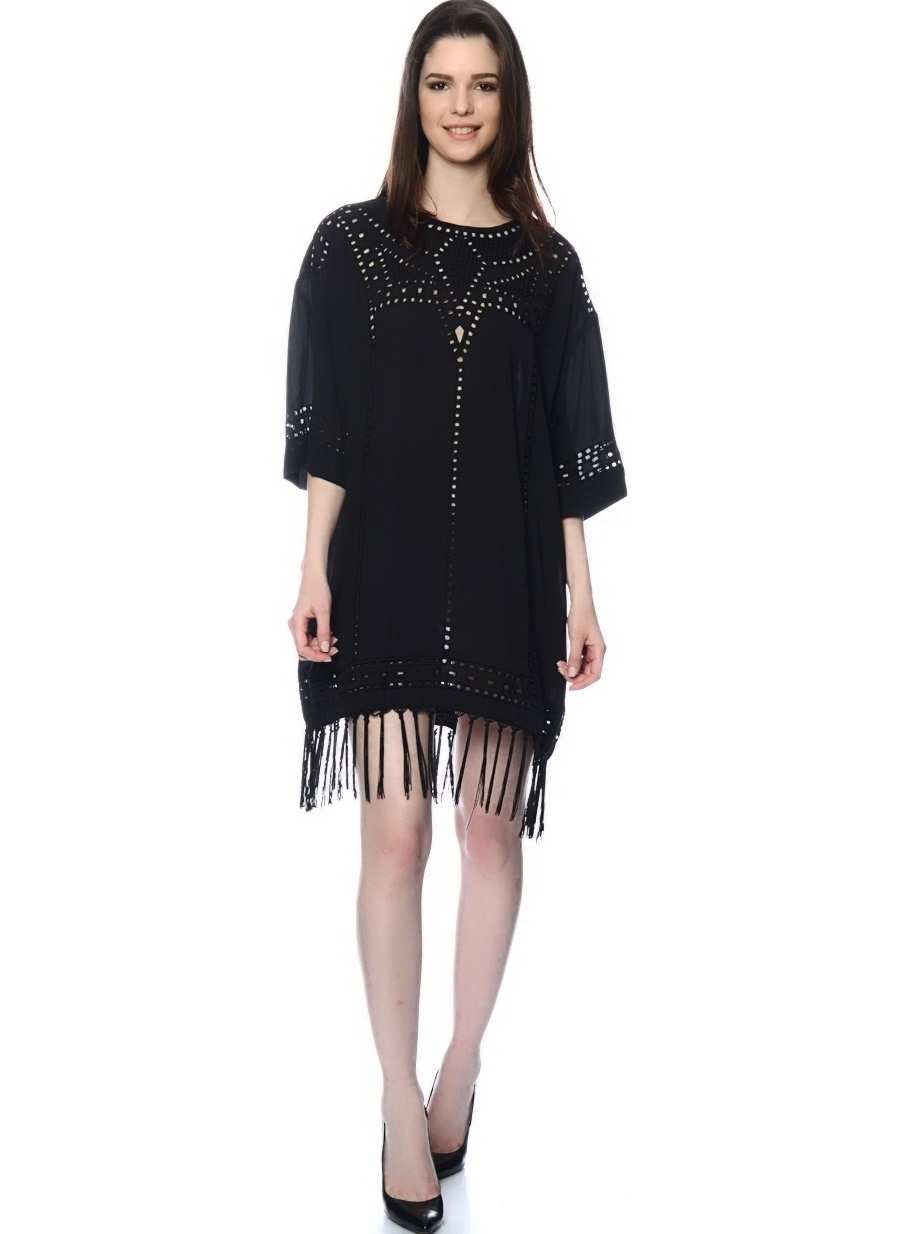 Kadın Moon River Elbise